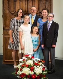 Friedman Family 2015